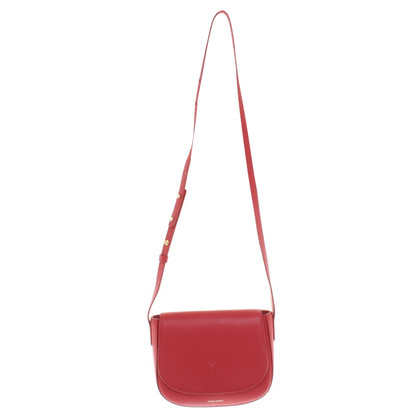 Mansur Gavriel Bag in Fuchsia