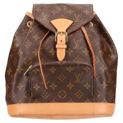 """Louis Vuitton """"Montsouris MM Monogram Canvas"""""""