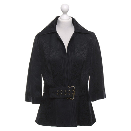 Just Cavalli Jacket with jacquard pattern