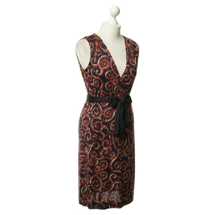 Tory Burch Silk dress with pattern