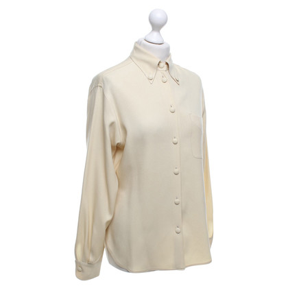 Moschino Cheap and Chic Bluse in Creme