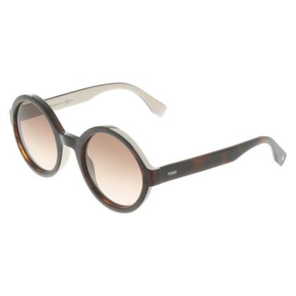Fendi Occhiali da sole in marrone