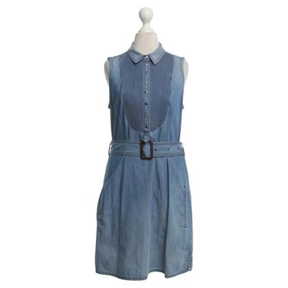 Burberry Jeanskleid in Blau