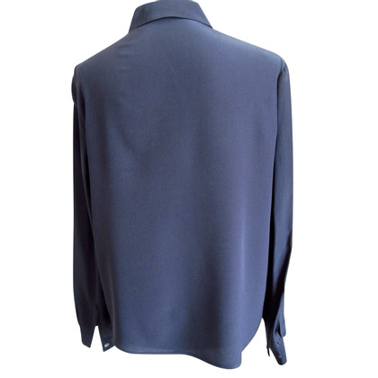 Michael Kors Black silk blouse