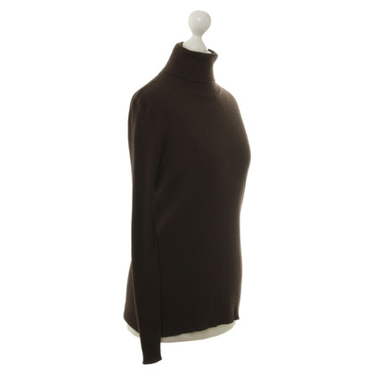 Malo Turtleneck in Brown