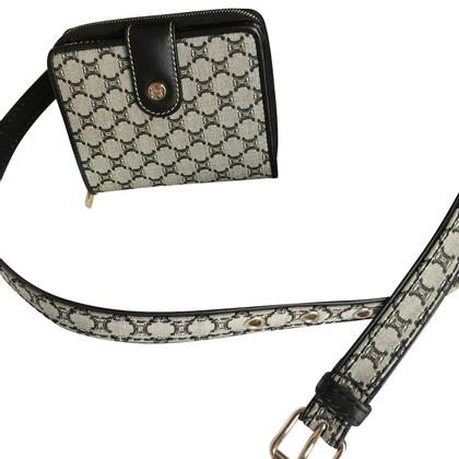 Céline Wallet & Belt