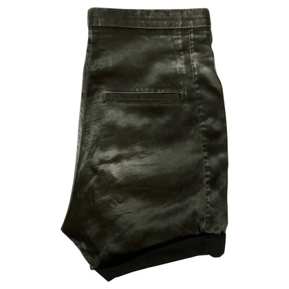 Acne Shorts made of silk mix