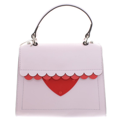 Coccinelle Bag in rosa / rosso