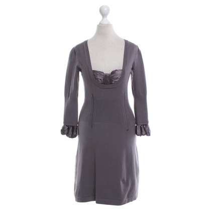 Karen Millen Kleid in Taupe