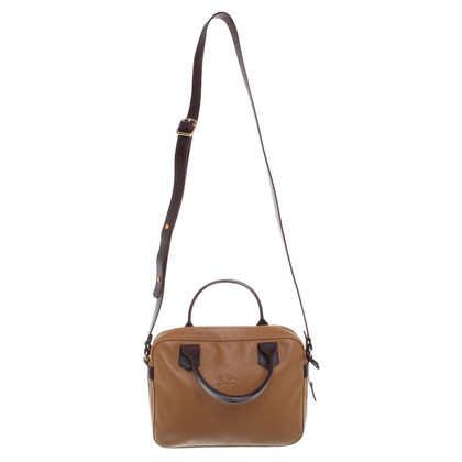 Longchamp Shoulder bag in bicolor