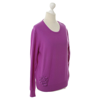Sonia Rykiel Sweater with decorative stone application
