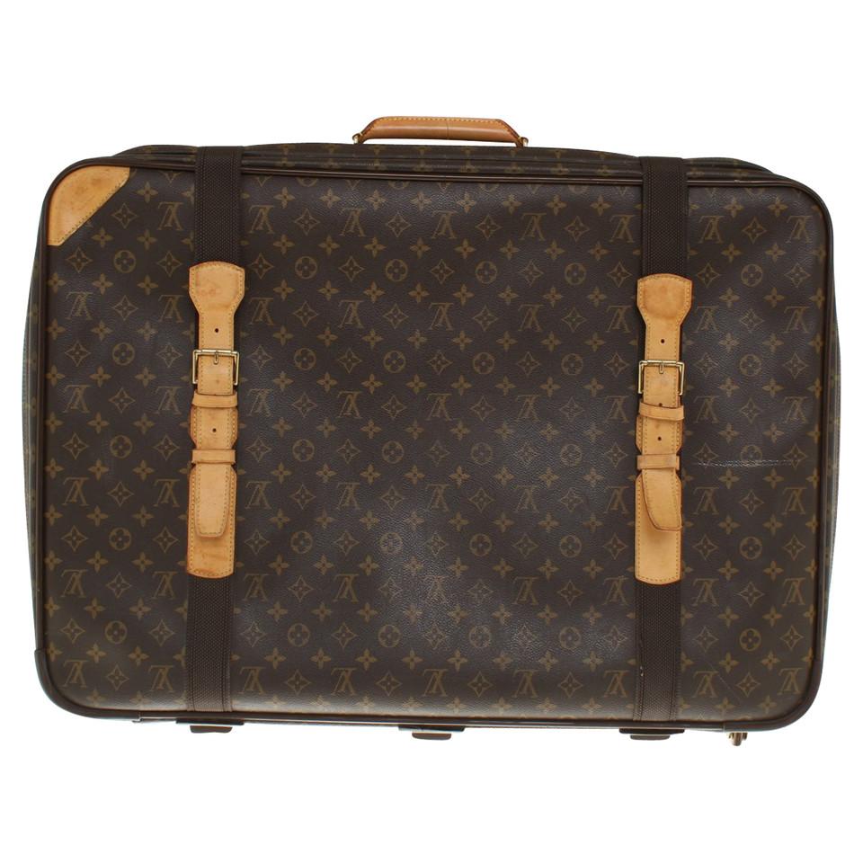 Louis Vuitton Koffer aus Monogram Canvas - Second Hand Louis ...