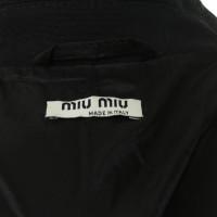 Miu Miu Giacca in nero