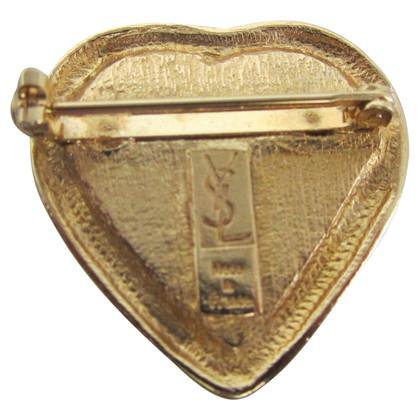 Yves Saint Laurent Vintage brooch