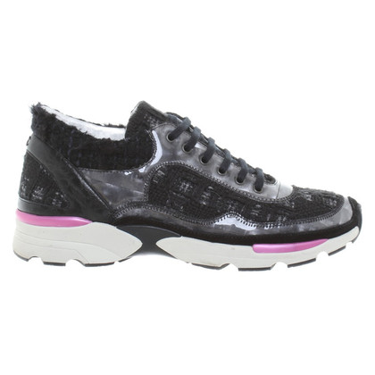Chanel Sneakers da Tweed