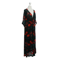 Ganni Dress with floral pattern