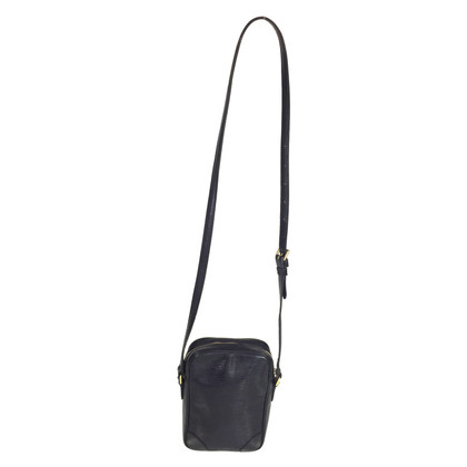 "Louis Vuitton ""Danube Epi Leather"" in black"