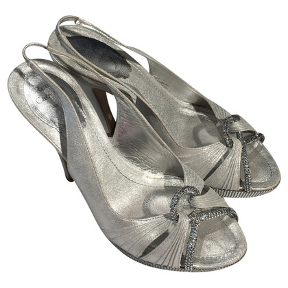 René Caovilla Rene Caovilla shoes in silver