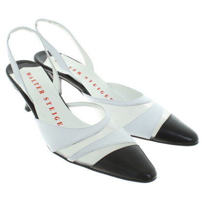 Walter Steiger pumps in black / white