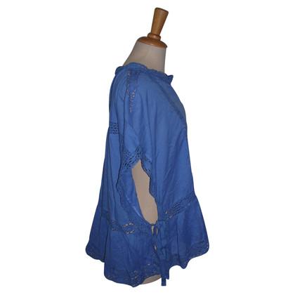 Isabel Marant Etoile Blaue Bluse
