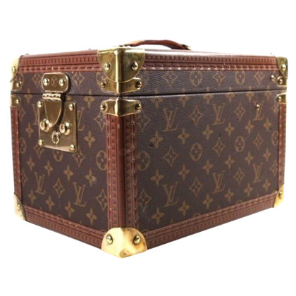 Louis Vuitton Necessaire da Monogram Canvas