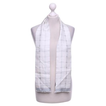 Costume National Sciarpa sottile di seta