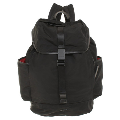 Burberry Backpack in black
