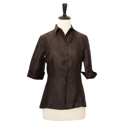 Max & Co linen and silk shirt