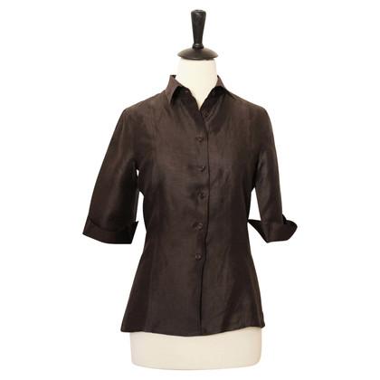 Max & Co linnen en zijde hemd