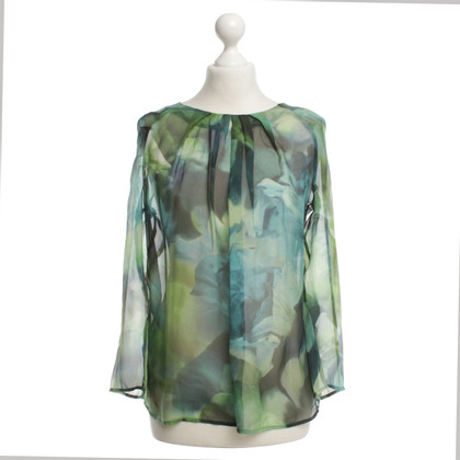 René Lezard pure blouse