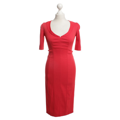 Armani Dress in red
