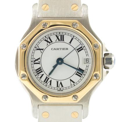 """Cartier """"Santos Ronde Lady Revision"""""""
