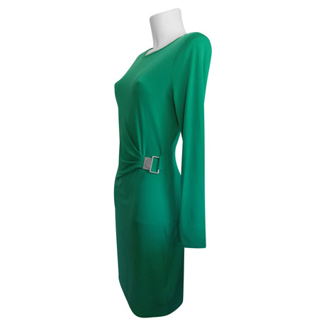 Footlocker Zum Verkauf Michael Kors Abendkleid Grün Authentisch Günstiger Preis Günstig Kauft Besten Platz Rabatt Mit Paypal 9zNE3X