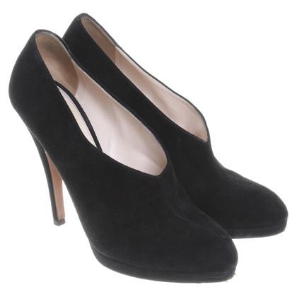 Prada Schuhe in Schwarz