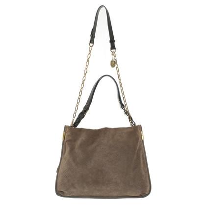 Lanvin Suede handbag