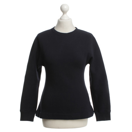 Acne Sweatshirt in dark blue