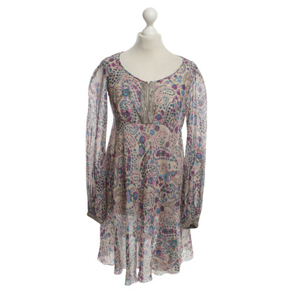 Dondup Dress with floral pattern