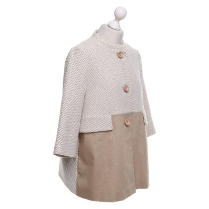 Dorothee Schumacher Jacket in beige / cream