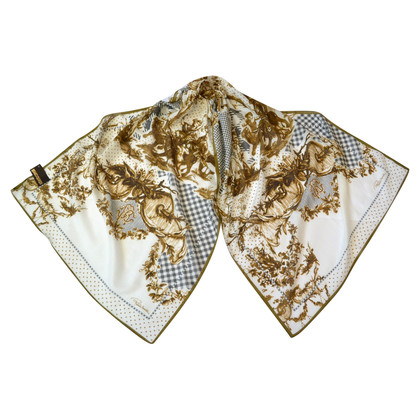Roberto Cavalli Scarf with pattern