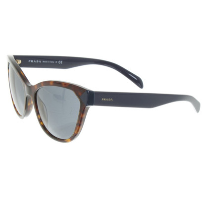 Prada Sunglasses with tortoiseshell pattern
