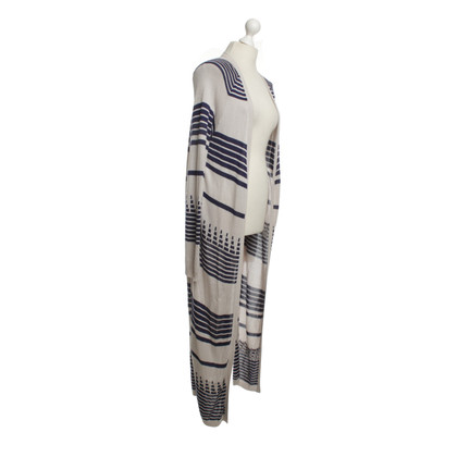 Mara Hoffman Long cardigan with pattern