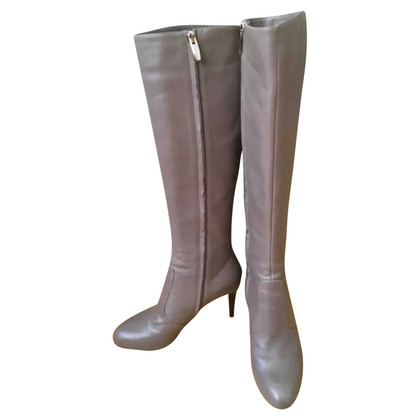 Gianvito Rossi Boots in Taupe