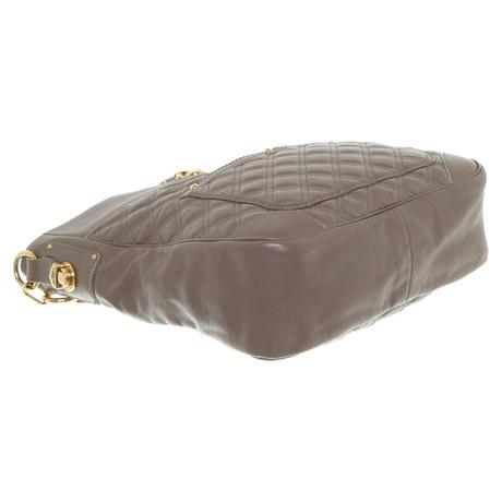 Marc Jacobs Gesteppte Handtasche in Taupe Taupe Shop-Angebot Online Freies Verschiffen Größte Lieferant 38XGm0