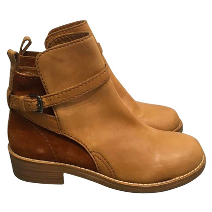 Acne Ankle boots in cognac