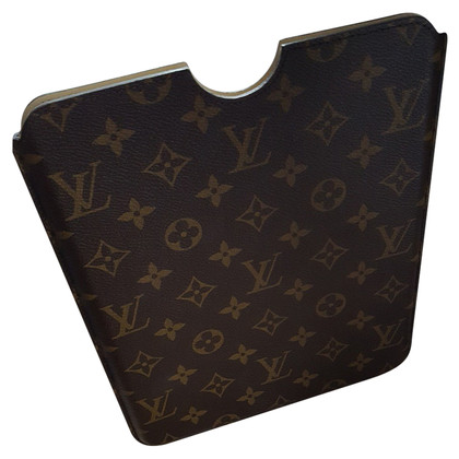 Louis Vuitton Custodia IPad da Monogram Canvas