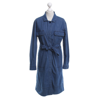 Closed Jean Dress in Blue