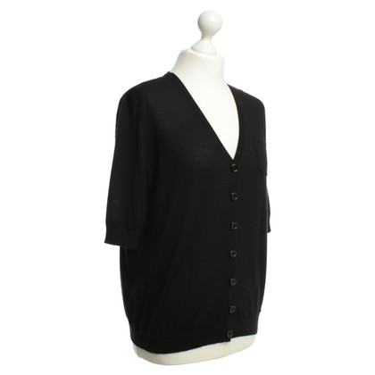 Rena Lange Cardigan in nero