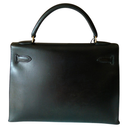 Hermès HERMÈS Kelly Leather Bag.