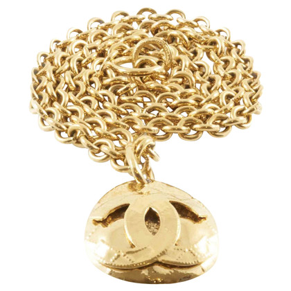 Chanel Golden necklace