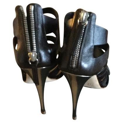 Giuseppe Zanotti Brown open toe sandals